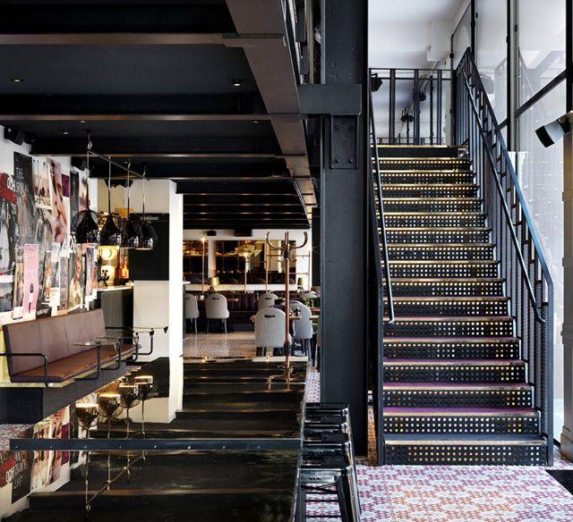 17 best images about stair design on pinterest ebony for Designhotel stockholm