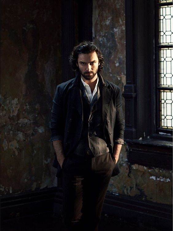thedarkpoldark: kaya-maj: Aidan Turner ... - Adrift in the 18th Century