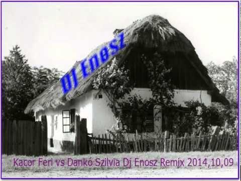 Kacor Feri vs Dankó Szilvia Dj Enosz Remix 2014,10,09 - YouTube