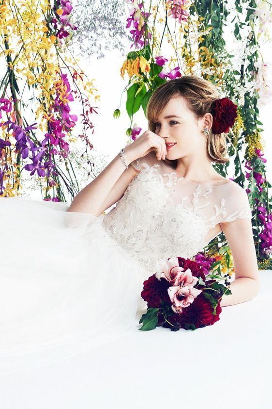 ウエディングドレス アンナ
