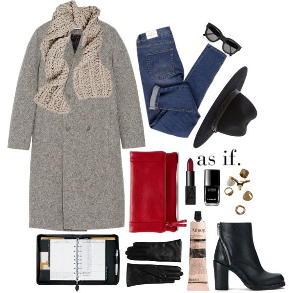 """winter essentials"" by cristina-e on Polyvore"