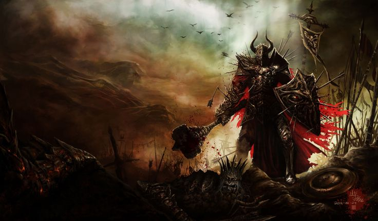 diablo iii desktop backgrounds wallpaper, 4350x2549 (1079 kB)