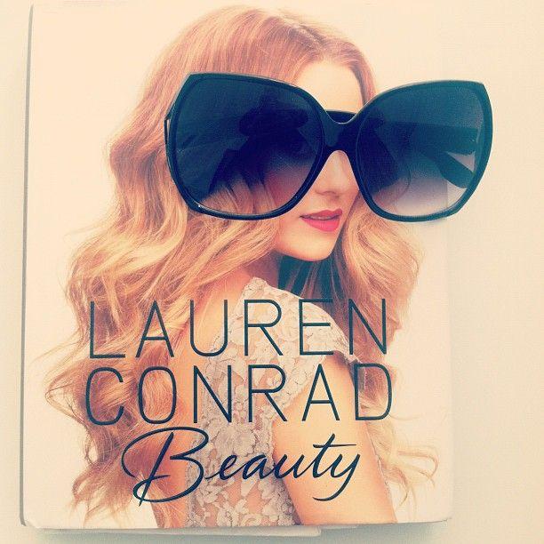 Lauren Conrad's book #Beauty