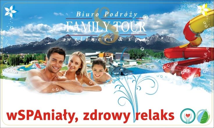 Sprawdź miejsce do którego chcesz pojechać.  http://familytour.pl/slowacja-wakacje-ferie-termalne-baseny-cieple-zrodla-zdrowy-wypoczynek-noclegi-hotele-oferty-promocje-all-inclusive--s-190.html