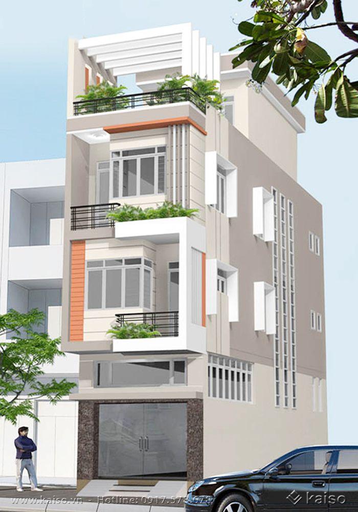 Nhà phố hiện nay thường có kích thước nhỏ, đa phần chỉ có một mặt tiền và diện tích không lớn. Do đó, thiết kế nhà phố nhìn chung phải làm nhiều tầng để thỏa mãn được nhu cầu lớn về không gian sinh hoạt trong khi bị giới hạn về diện tích.