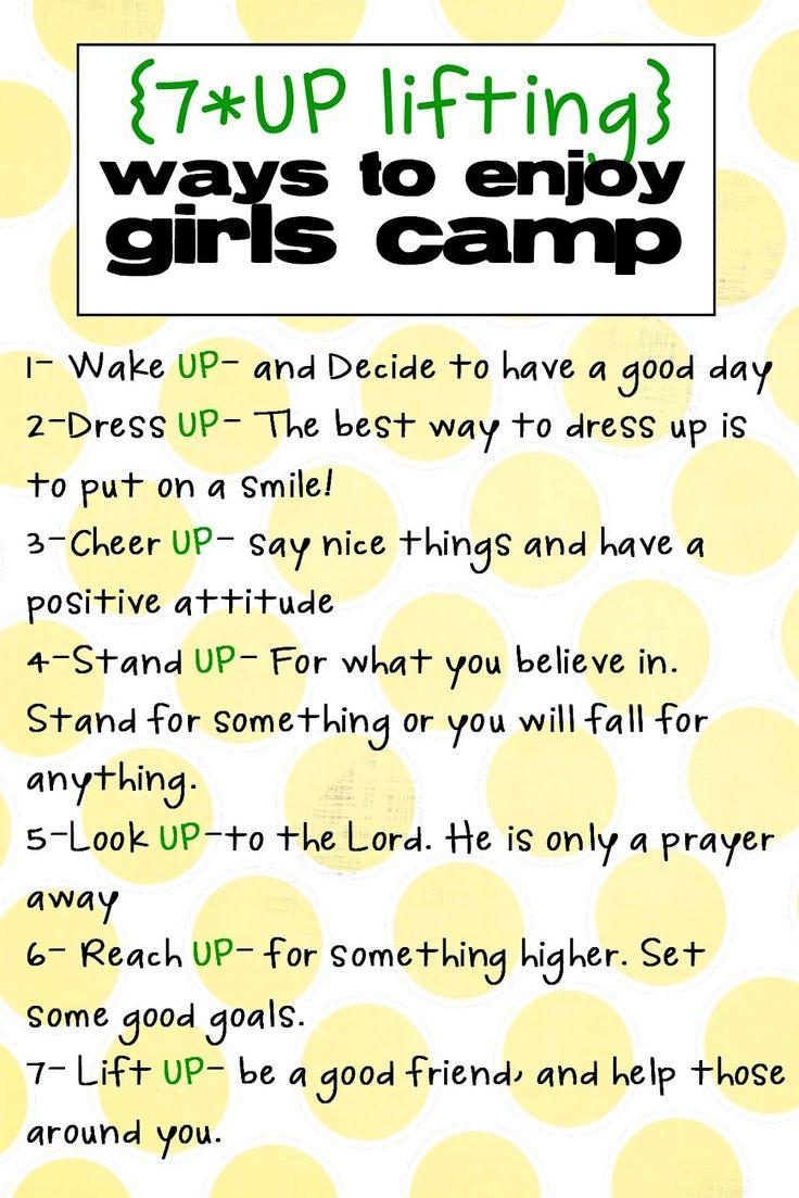 7-UP Girls' Camp