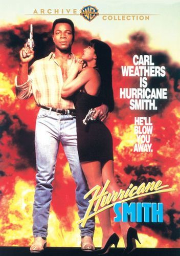 Hurricane Smith [DVD] [1990]