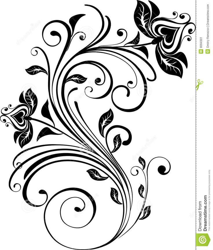 floral-ornament-vector-8094301.jpg 1,107×1,300 pixels