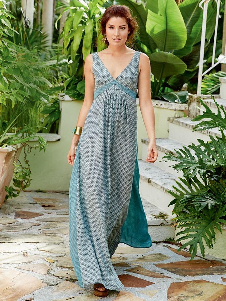 фото вечерних платьев из журнала бурда