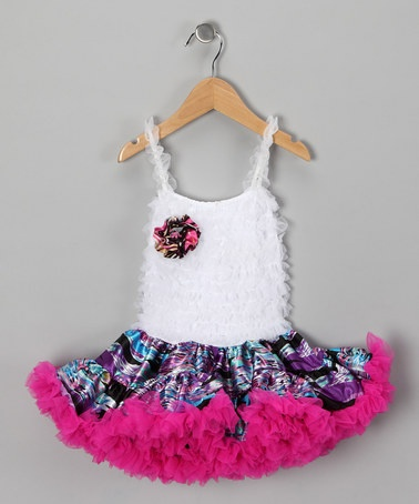 Such a cute party dress but they are out of her size