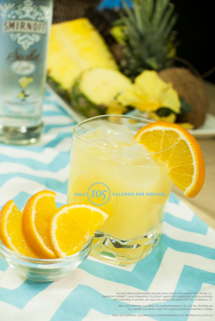 17 best images about recipes alcoholic drinks on for Light cocktails with vodka