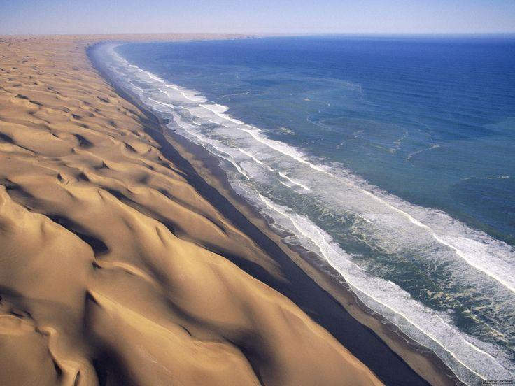 skeleton+coast | The Skeleton Coast of Namibia