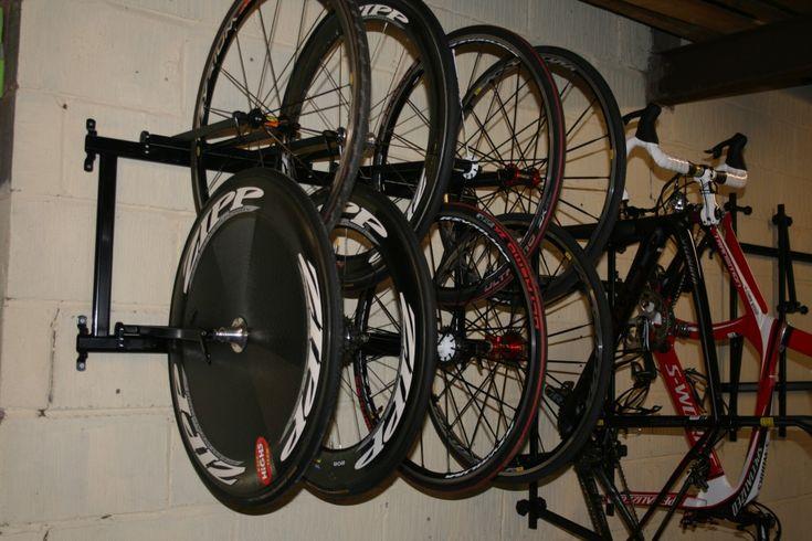 Nice! 12 wheel holder - Pro Cycle Storage