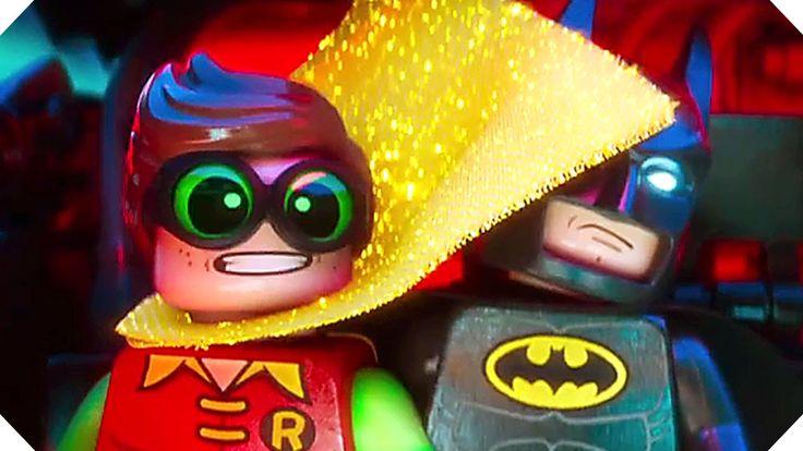 THE LEGO BATMAN MOVIE Trailer # 2 (Comic Con 2016) - YouTube
