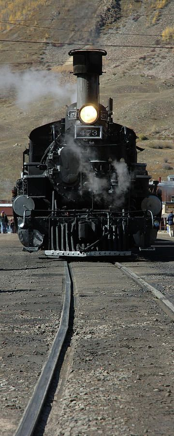 "Durango Silverton Narrow Gauge Railroad ..rh ""Need to ride this one."""