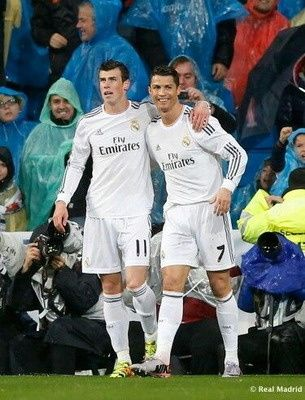 Real Madrid 2013-2014 Pictures maravillosa reseña