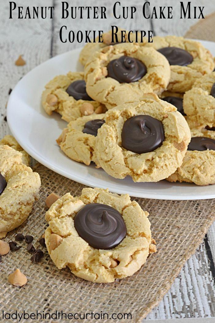 Recipe With Cake Mix Cookies