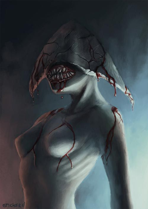 Demon Artwork