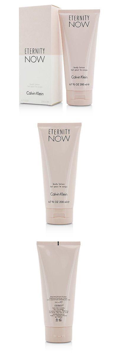 Bath And Body: Calvin Klein Eternity Now Body Lotion 200Ml 6.7Oz Womens Perfume -> BUY IT NOW ONLY: $32.96 on eBay!