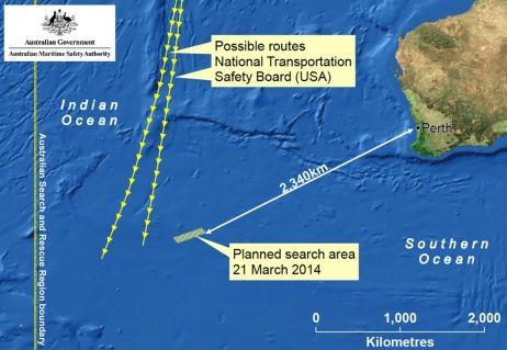 Boeing disparu : de nouveaux débris repérés par des satellites chinois