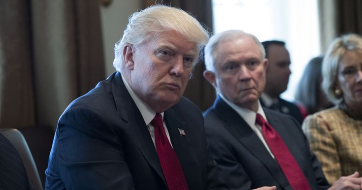 The Complete History of President Trump's Feud With Jeff Sessions