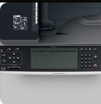 The DD 6650P is designed to run without any problems. Its enhanced paper feed capability reduces paper jams, misfeeds and double feeds. Should a misfeed occur, it is automatically detected by a sensor and the retry mechanism comes into play to allow non-stop printing. The interactive LCD touchscreen is attractively and ergonomically designed. User-friendliness is enhanced by large-sized display characters.