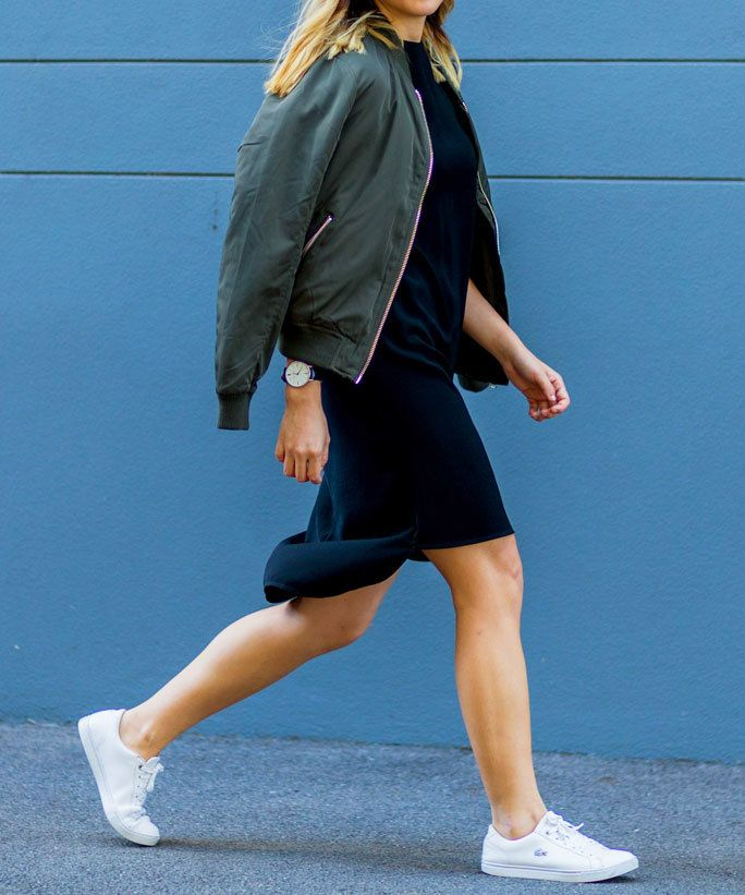 Shop 7 fresh, new takes on the bomber jacket.