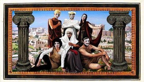 «Ένας Δύσκολος Άνθρωπος» @Θέατρο «Ρένα Βλαχοπούλου» - Tranzistoraki's Page!