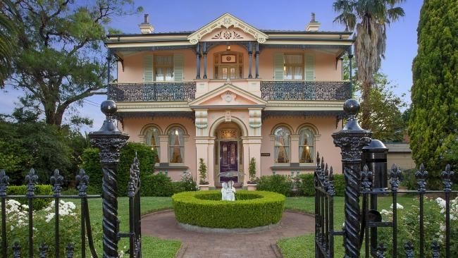 Burwood historic #property sells at auction for $4.325 million #Sydney #realestate