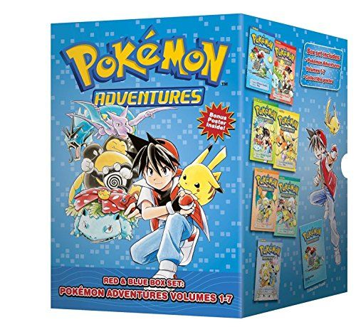 Pokémon Adventures (7 Volume Set) by Hidenori Kusaka https://smile.amazon.com/dp/1421550067/ref=cm_sw_r_pi_dp_x_e7xzybW8KY8B0
