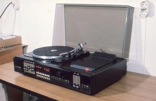 Finlux TAPC4040, Finland 1978.