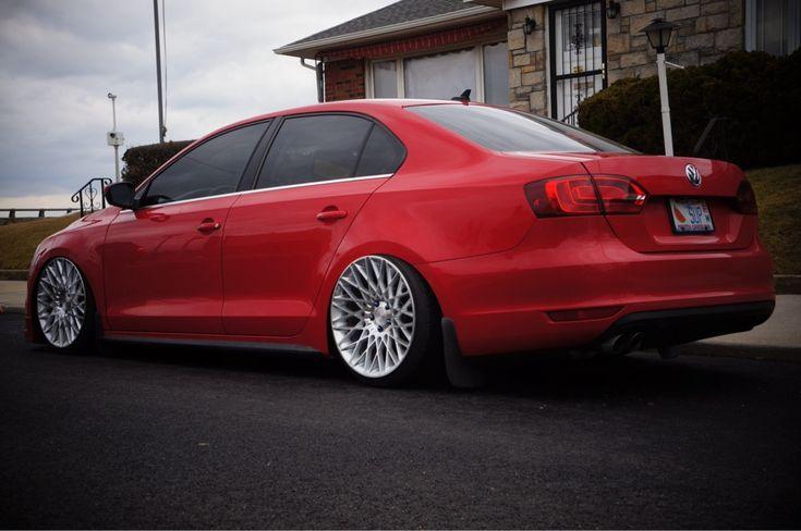 VWVortex.com - 2013 MK6 Volkswagen VW Jetta SE Bagged Stanced Clean