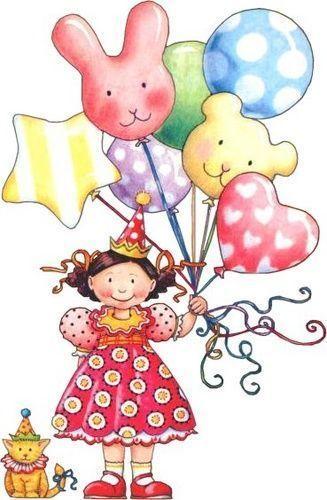 cumpleaños - Isabel Brioso - Picasa Web Albums Mary Englebreit