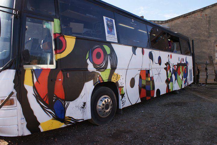 Carroza Carnaval – Miró y Dalí