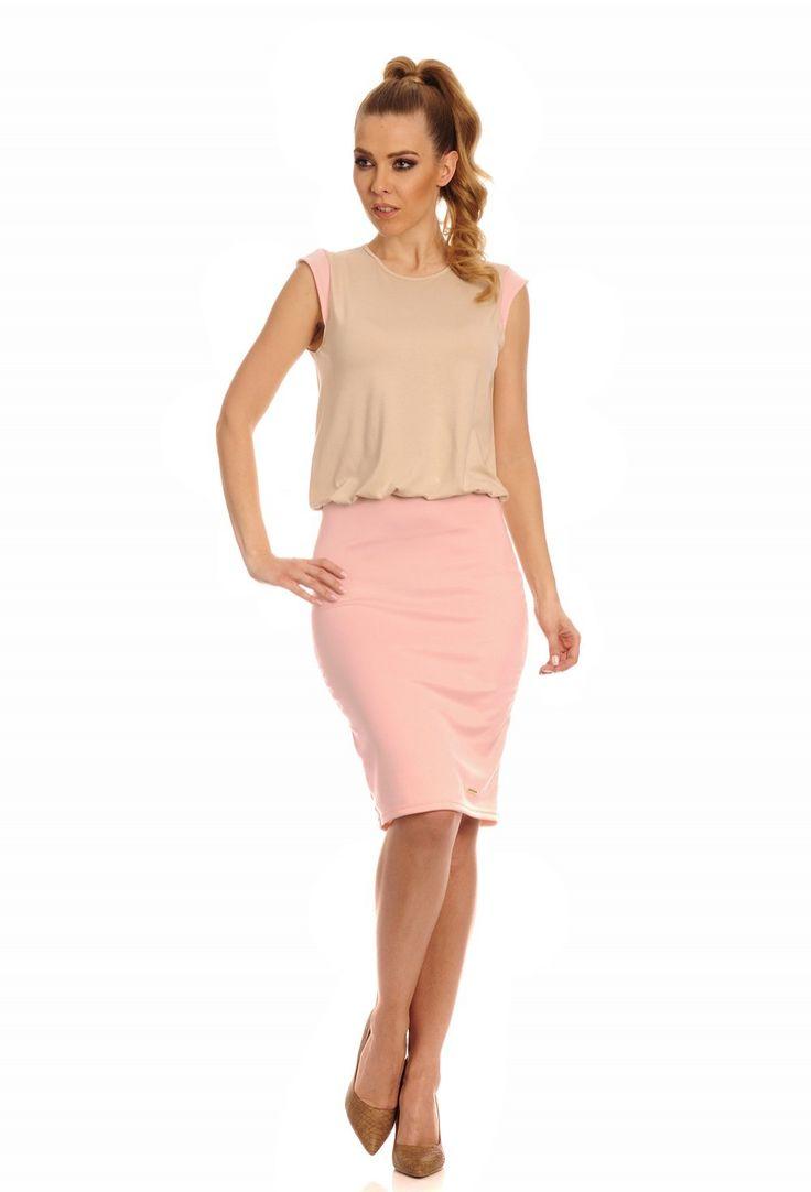 http://prestige24.sky-shop.pl/Rubi-bezowy-pudrowy-roz-sukienka,p,1142