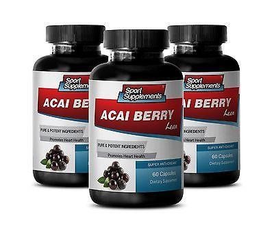 Weight Loss Acai Berry Pills - digestposts