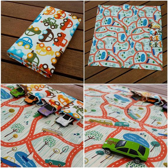 Check out this item in my Etsy shop https://www.etsy.com/listing/190099657/toy-car-travel-wallet-play-mat-cars-and