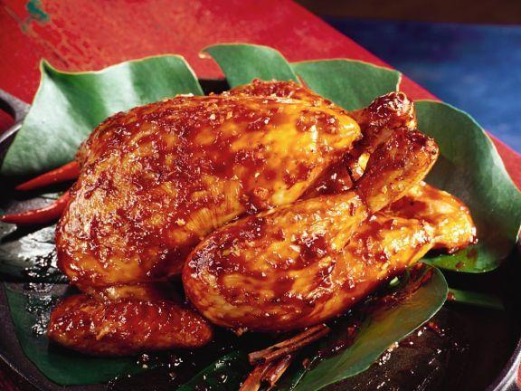 Scharfes Hähnchen ist ein Rezept mit frischen Zutaten aus der Kategorie Hähnchen. Probieren Sie dieses und weitere Rezepte von EAT SMARTER!