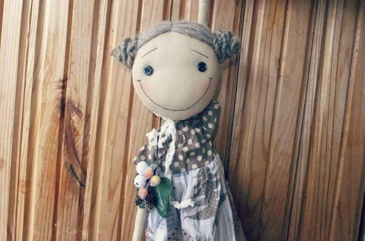 Elena Nerpina: Про куклу primitive dolls