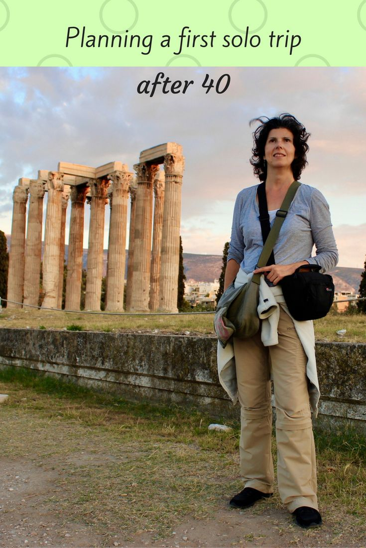 If you're a solo traveller over 40 about to embark on your first solo trip, you'll want to read these tips.