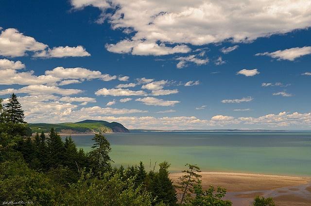 Bay of Fundy National Park