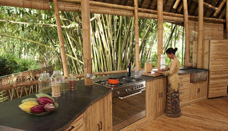 Hermosa cocina...qué ambiente!
