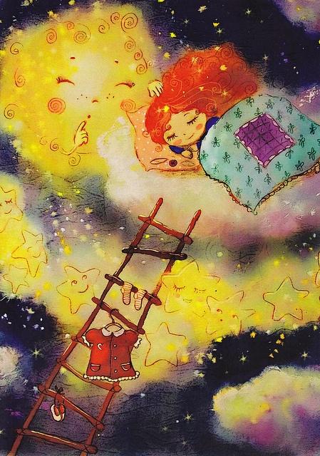 Painting by Anastasiya Stolbova by Vetrovosk2012, via Flickr