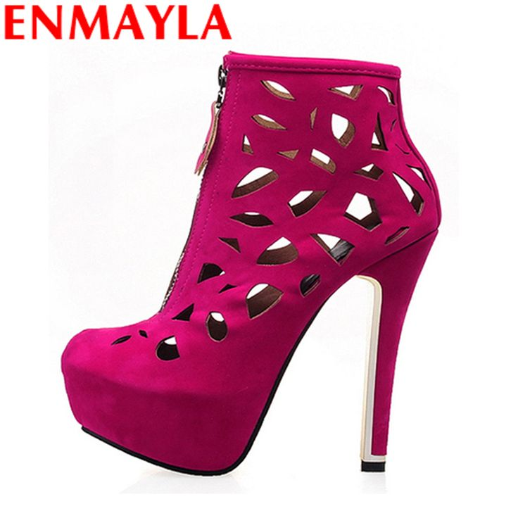 Find More Women's Pumps Information about ENMAYLA Thin High Heel Round Toe Zipper Platform 3 Colors Shoes Women New Fashion Style Summer Women Pumps Lady Party Shoes Sexy,High Quality shoe protector,China shoe Suppliers, Cheap shoe tester from Chengdu Ying Meier Shoes CO., LIMITED on Aliexpress.com