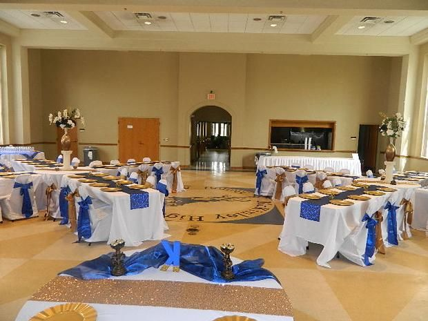 blue and gold baby shower decorations 1000 images about royal blue