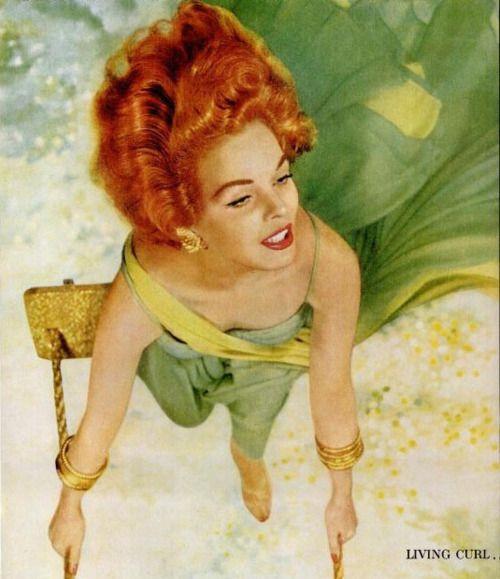 Revlon hairspray, 1958