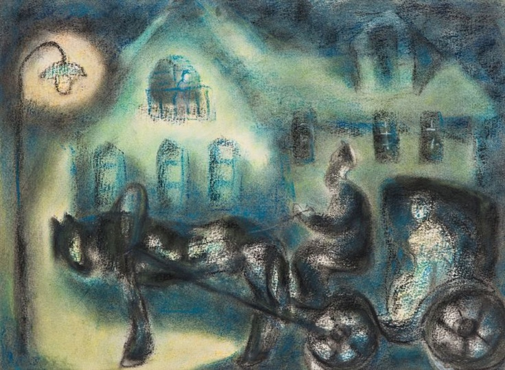 Artist Anatoly Lvovich Kaplan