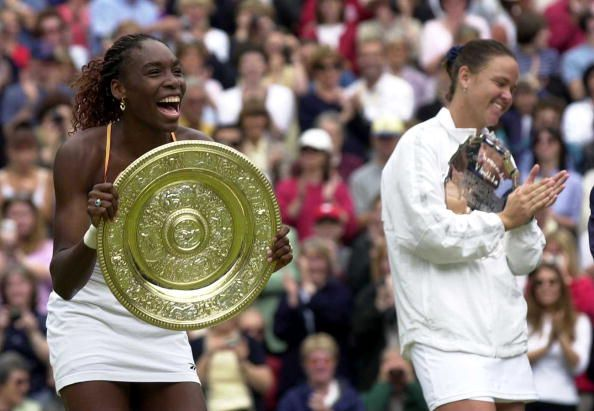 Serena vs Venus Williams: Their extraordinary rivalry in photos - live-tennis Straight Outa Compton!