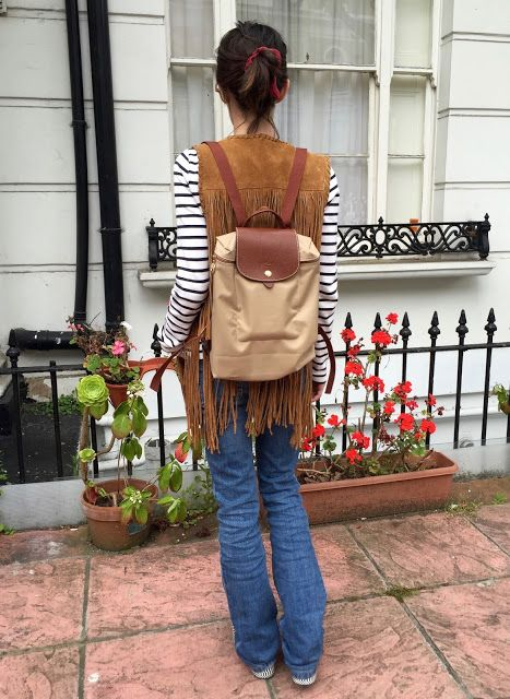 Fashion on Stage: Trend SS2016: Backpack