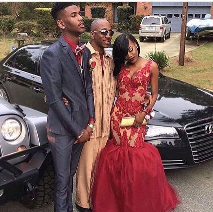 Black prom couples 12